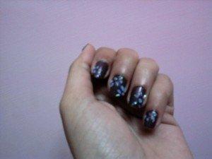 Nail art (Design 7)